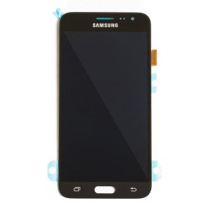 OLED Display Assembly for Galaxy J3 (J320) (OEM - Service Pack) - Black