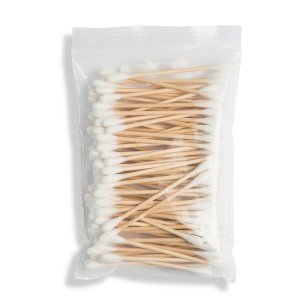 Long Cotton Swabs - Pack of 100