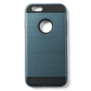 """Tough Fashion Style Case for iPhone 6 (4.7"""") / iPhone 6S (4.7"""") - Blue"""