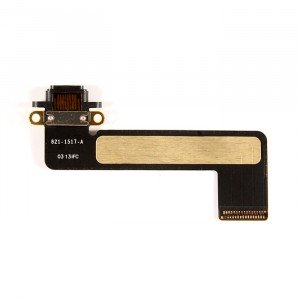 Charging Port Flex Cable for iPad Mini - Black