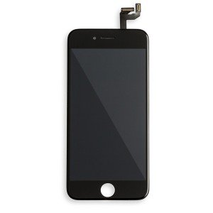 LCD Frame Assembly for iPhone 6S (SELECT) - Black