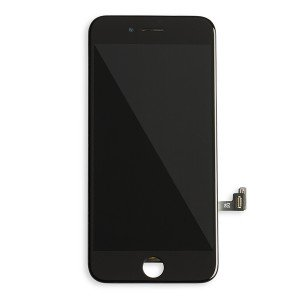 Display Assembly with Small Parts for iPhone 8 (SELECT - EXPRESS) - Black