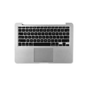 """Palmrest Assembly with Trackpad for 13"""" MacBook Pro - Late 2013/Mid 2014 (A1502)"""