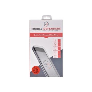 """MD Tempered Glass for iPhone 12 / iPhone 12 Pro (6.1"""") - Full Coverage"""