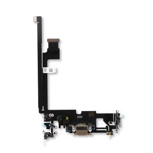 Charging Port Flex for iPhone 12 Pro Max (PRIME) - Gold