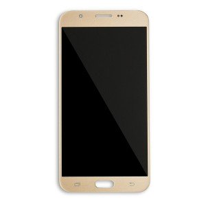 OLED Display Assembly for Galaxy J7 (J727) (OEM - Certified Refurbished) - Gold