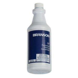 Branson EC Solution for Ultrasonic Cleaning Machines (1 Gallon)