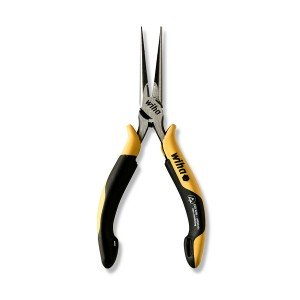 Wiha ESD Long Nose Pliers with Return Spring (32762)