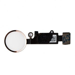Home Button Flex Cable for iPhone 7 Plus - Rose Gold (Non-Functioning Cosmetic)
