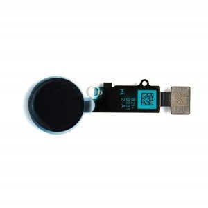 Home Button Flex Cable for iPhone 8 - Black (Non-Functioning Cosmetic)