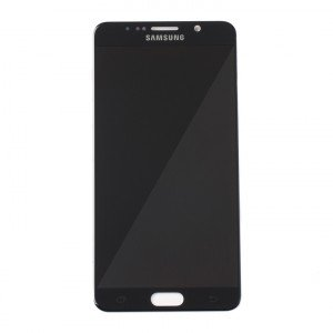 LCD & Digitizer for Samsung Galaxy Note 5 (Prime - OEM) - Sapphire Black
