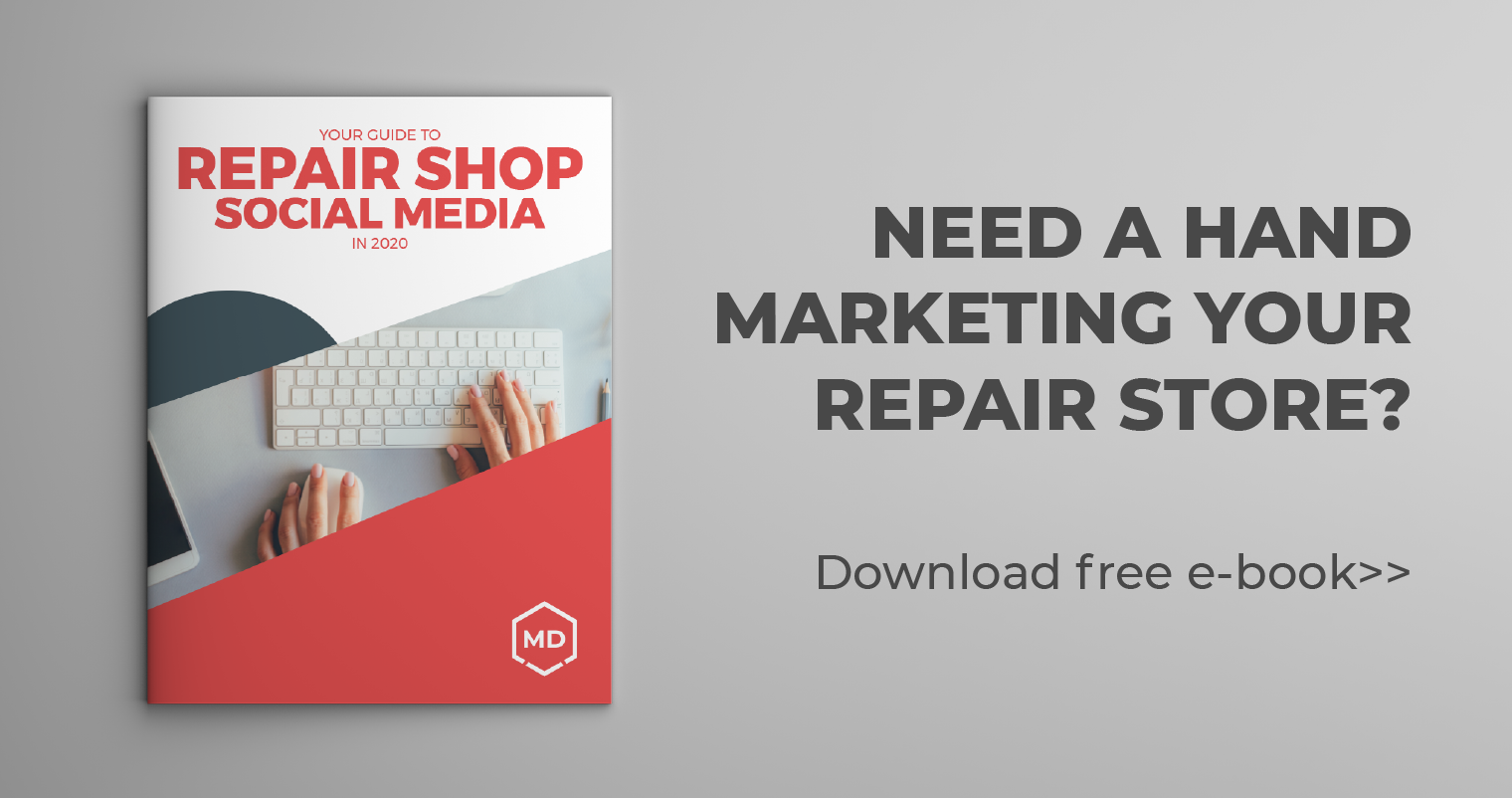 Marketing Guide for Repair Stores
